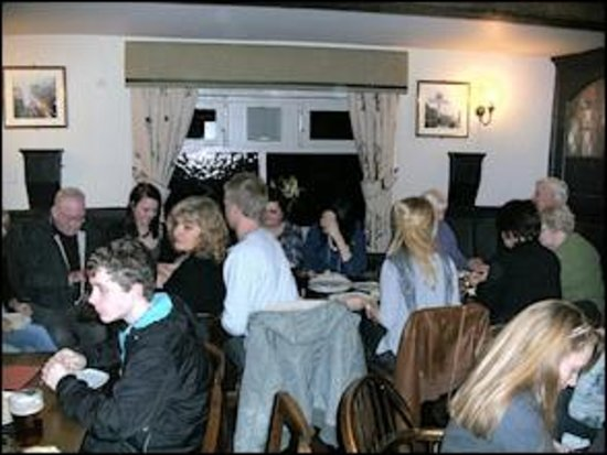 The Bulls Head Public House, Restaurant & Guest House: great curries