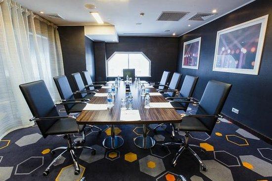 Park Inn by Radisson Hotel Astana: Meeting Room