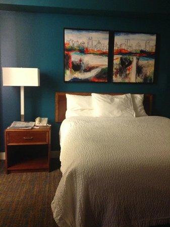 Residence Inn Atlanta Buckhead/Lenox Park: The Bedroom of the Studio