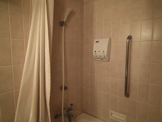 Narita Tobu Hotel Air Port : La bañera. Baño grande y espacioso.