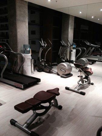 Barcelo Malaga : Gym