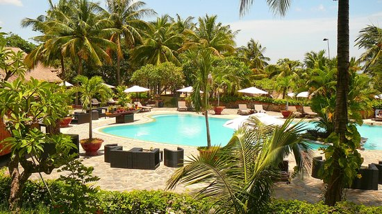 Victoria Phan Thiet Beach Resort & Spa: Piscine agréable