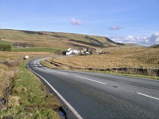 The Garsdale: great location