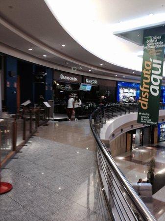 Barcelo Malaga : Mall near by