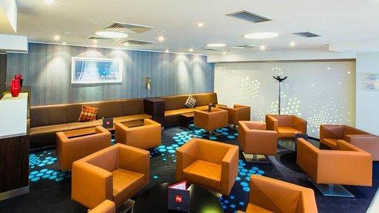 Park Inn by Radisson Hotel Astana: lobby area