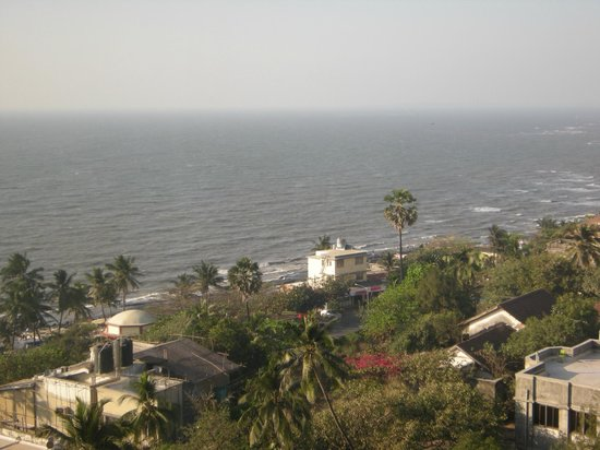 Taj Lands End : An afternoon view