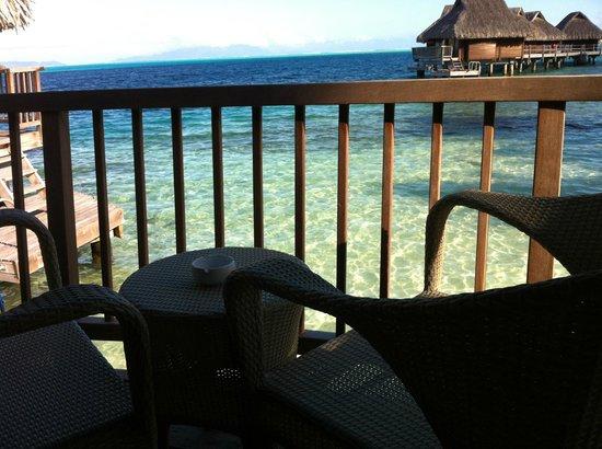 Maitai Polynesia Bora Bora: bugalow piloti
