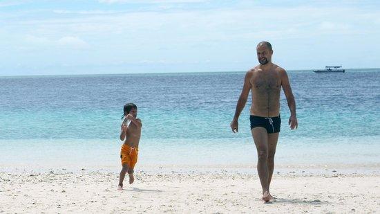Scuba Junkie Mabul Beach Resort: Siamil island trip