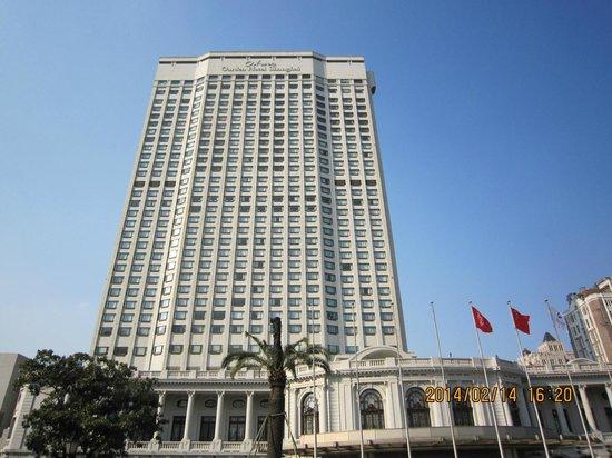 Okura Garden Hotel Shanghai: out
