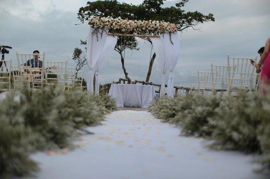 Fairways & Bluewater : Ceremony - Bella Vista