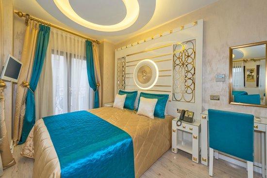 The Million Stone Hotel: Oda