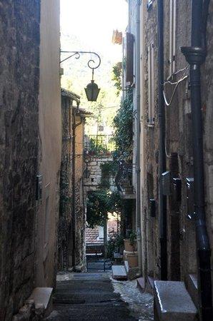 Ville medieval : Un petit passage à découvrir