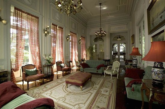 Pestana Palace Lisboa Hotel & National Monument: SALONES
