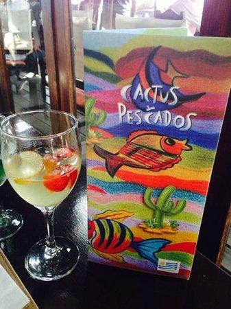 Cactus y Pescados: Cactus & pescados