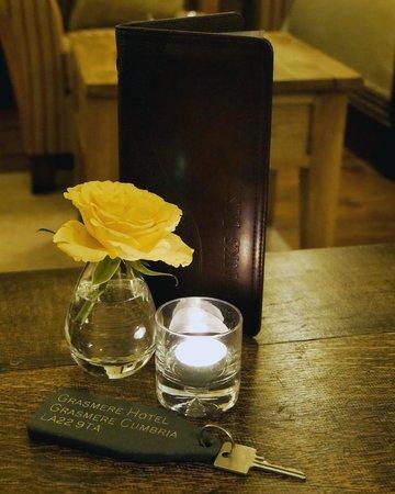 Grasmere Hotel: Lounge