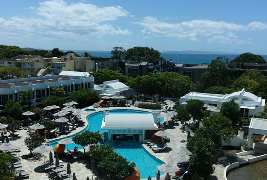 Sofitel Noosa Pacific Resort: View from the Sixth Floor