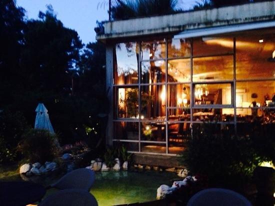 L' Incanto Ristorante & Caffe : área externa