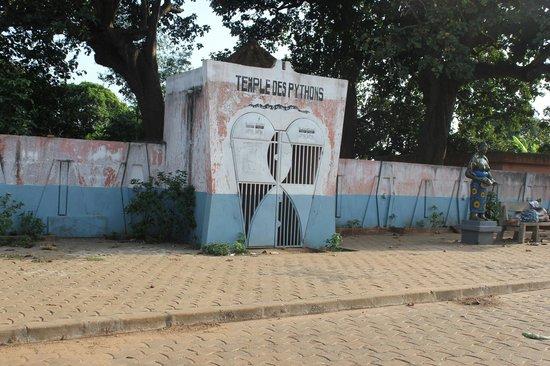 Ouidah, Benín: Street View