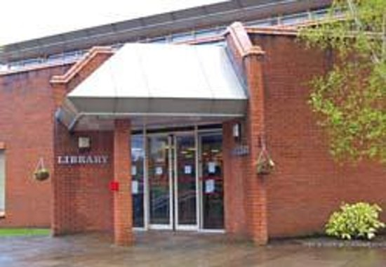 ‪Omagh Library‬