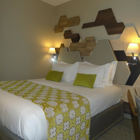 Hotel Prince Albert Wagram : CHAMBRE DOUBLE SUPERIEURE