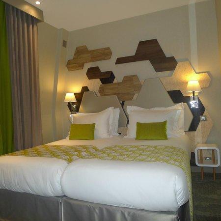 Hotel Prince Albert Wagram : CHAMBRE TWIN