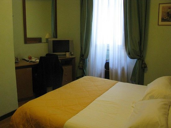 Albergo Cesari: our room was the 49.