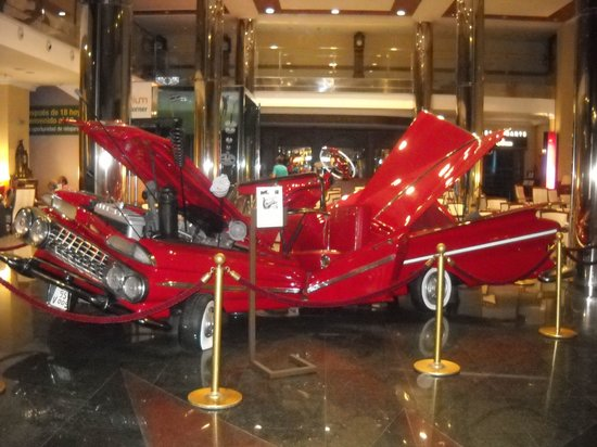 Madrid Marriott Auditorium Hotel & Conference Center : Lobby