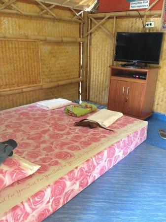 Chong Khao Bungalow: Inside Bungalow