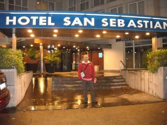 Hotel San Sebastian: Hotel