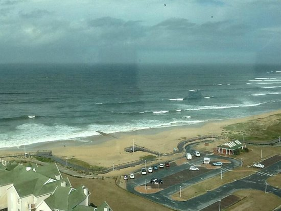 Radisson Blu Hotel, Port Elizabeth: view from our room