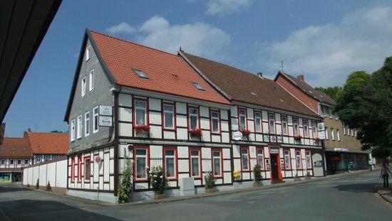 Hotel Kniep: Hausfront