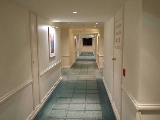 Pullman Cairns International: Hallway
