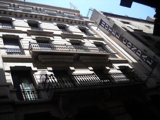 Hotel Condal: El hotel en Barcelona