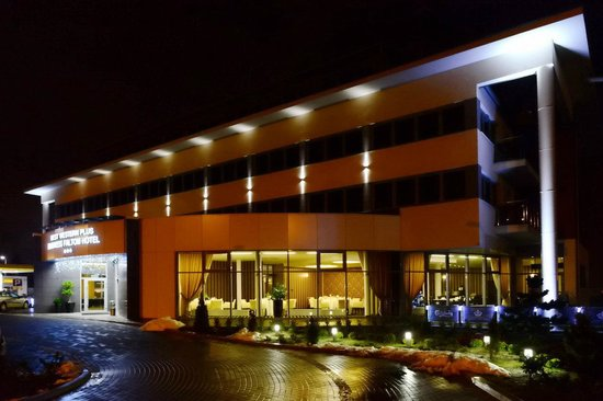 Best Western Plus Business Faltom Hotel: Hotel