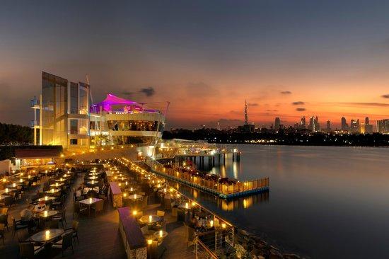 QD's at Dubai Creek Golf & Yacht Club