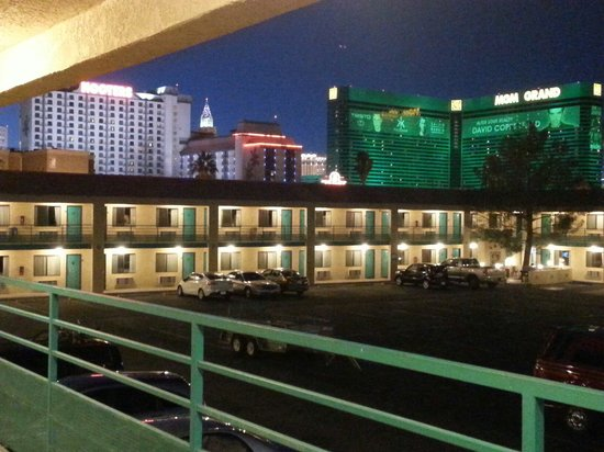 Travelodge Las Vegas Airport North/Near the Strip: Close to the strip