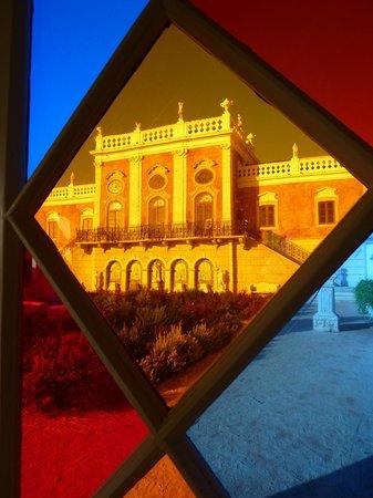 Pousada Palacio de Estoi : View of hotel