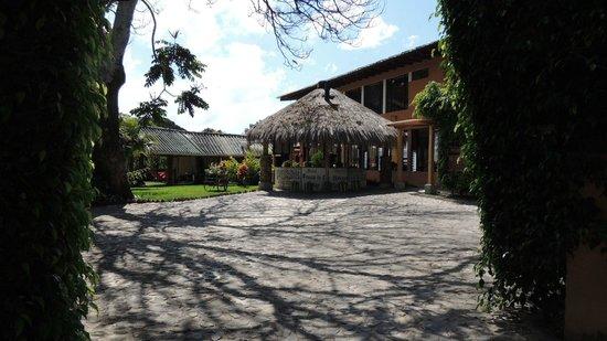 Hotel Posada de Don Rodrigo Panajachel: zona ristorante