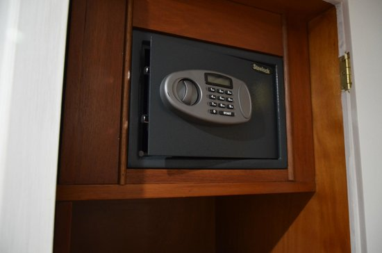 Hotel Le Manoir Bogota: Safebox
