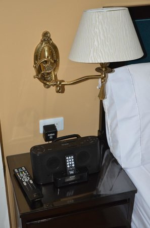 Hotel Le Manoir Bogota : para Ipod