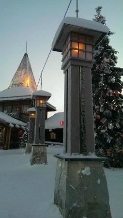 Santa Claus Holiday Village: 50