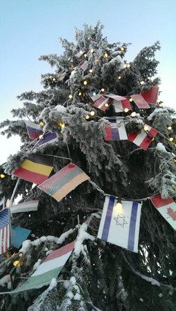 Santa Claus Holiday Village: 1