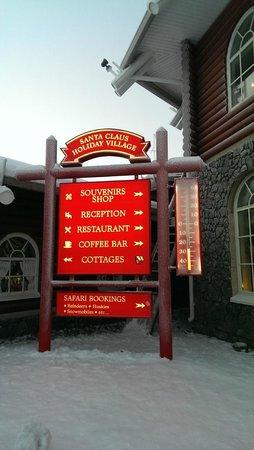 Santa Claus Holiday Village: 9
