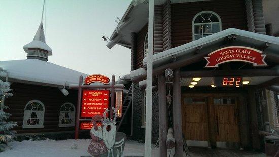 Santa Claus Holiday Village: 11