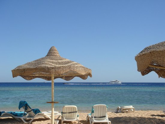Baron Resort Sharm El Sheikh: Lifes a Beach