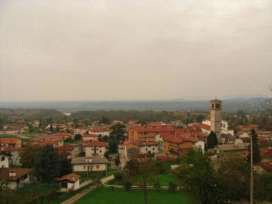 Casa Rossa Ai Colli : View from hotel