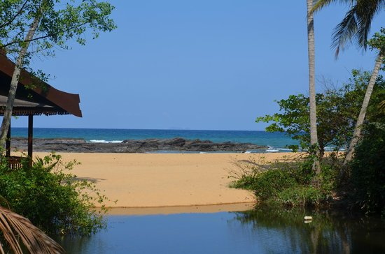 Tanjong Jara Resort: Beach View from Resort