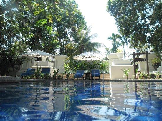 Tanjong Jara Resort: Swimming Pool View