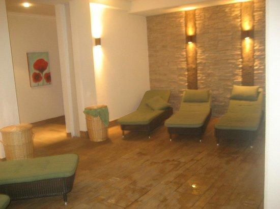 Hotel Schweizerhof Gourmet & Spa : piscine