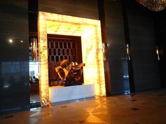 Grand InterContinental Seoul Parnas: une partie du Lobby de l'hôtel